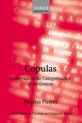 Copulas Universals in the Categorization of the Lexicon