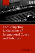 Cover for The Competing Jurisdictions of International Courts and Tribunals