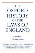 Cover for The Oxford History of the Laws of England, Volumes XI, XII, and XIII