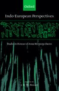 Indo-European Perspectives Studies In Honour of Anna Morpurgo Davies