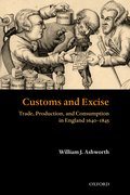 Cover for Customs and Excise