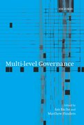 Cover for Multi-level Governance