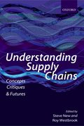 Cover for Understanding Supply Chains