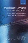 Cover for Possibilities and Paradox