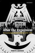 Cover for After the Expulsion
