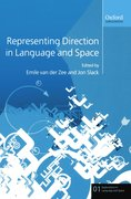 Cover for Representing Direction in Language and Space