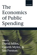 Cover for The Economics of Public Spending