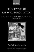Cover for The English Radical Imagination