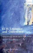 Cover for D. H. Lawrence and