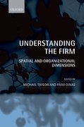 Cover for Understanding the Firm
