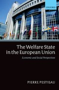 Cover for The Welfare State in the European Union
