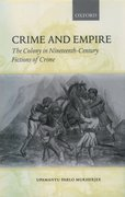 Cover for Crime and Empire