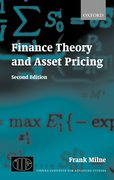 Cover for Finance Theory and Asset Pricing