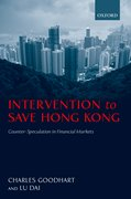 Cover for Intervention to Save Hong Kong