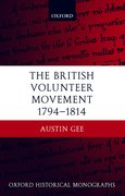 Cover for The British Volunteer Movement 1794-1814