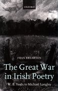 Cover for The Great War in Irish Poetry