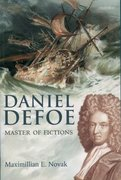 Cover for Daniel Defoe: Master of Fictions