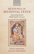 Cover for Readings in Medieval Texts