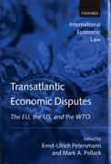 Cover for Transatlantic Economic Disputes