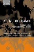 Cover for Agents of Change