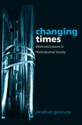 Cover for Changing Times