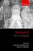 Cover for Richard II