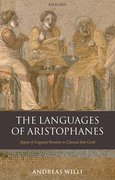 Cover for The Languages of Aristophanes