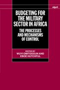 Cover for Budgeting for the Military Sector in Africa