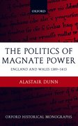 Cover for The Politics of Magnate Power