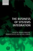 Cover for The Business of Systems Integration