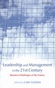 Cover for Leadership and Management in the 21st Century