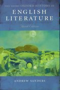 Cover for The Short Oxford History of English Literature