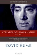 Cover for David Hume: A Treatise of Human Nature
