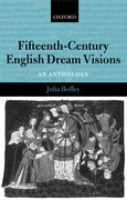 Cover for Fifteenth-Century English Dream Visions