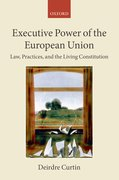 Cover for Executive Power in the European Union