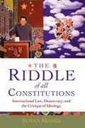 Cover for The Riddle of All Constitutions