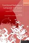 Cover for Functional Features in Language and Space