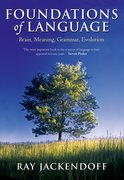 Cover for Foundations of Language