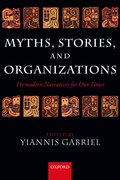 Cover for Myths, Stories, and Organizations