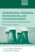Cover for Globalization, Globalism, Environments, and Environmentalism