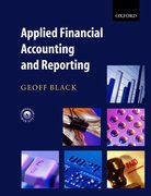 Cover for Applied Financial Accounting and Reporting