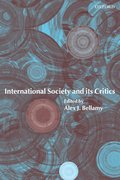 Cover for International Society and Its Critics