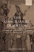 Cover for The Conciliarist Tradition