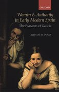 Cover for Women and Authority in Early Modern Spain
