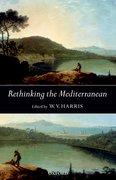 Cover for Rethinking the Mediterranean