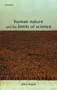 Cover for Human Nature and the Limits of Science