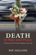 Cover for Death in War and Peace