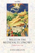 Cover for Mills in the Medieval Economy