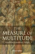 Cover for The Measure of Multitude