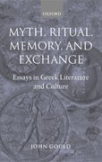Cover for Myth, Ritual, Memory, and Exchange